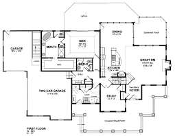 House Plans Single Level One Level House Plans With Others B U0026w Single Level Home Plan