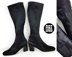 60s mod boots etsy