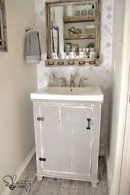 do it yourself bathroom remodel ideas do it yourself bathroom vanity ideas breathingdeeply