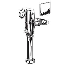 exposed selectronic ac toilet flush valve 1 6 gpf american exposed selectronic ac toilet flush valve 1 6 gpf american standard
