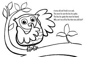 the owl coloring pages u2014 allmadecine weddings