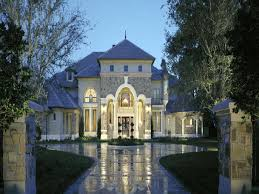 chateau style house plans chateau style home style luxury home plans small