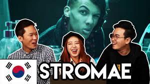Stromae Les Memes - korean reaction stromae tous les mêmes m v korean bros youtube