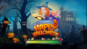 Happy Halloween Animated Secrets Of Magic 3 Happy Halloween Gameplay Hd Youtube