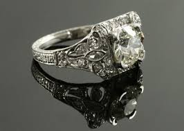 antique rings images Begin your love life with unique engagement rings wedding jpg