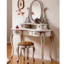 antique french vanity with mirrored changing vintage furniture to
