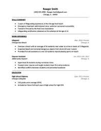 Resume Template For A Resume Template Tri Fold Brochure Templates Word In Microsoft