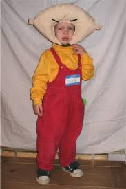 stewie from family guy costume idea funny halloween costume ideas
