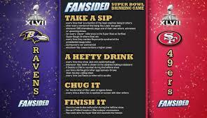 Chandelier Beer Game Super Bowl Drinking Game 2013