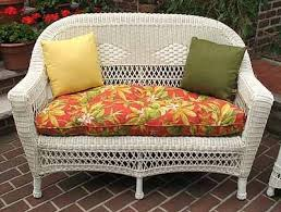 Cushions For Wicker Settee Best 25 Replacement Cushions Ideas On Pinterest Couch Cushion