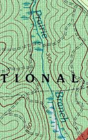 how to read topographic maps how to read a topo map the of manliness