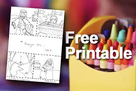 free printable prodigal son coloring page