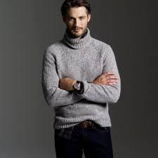 mens turtleneck sweater major autumn trend for boys turtlenecks the fashion tag mens