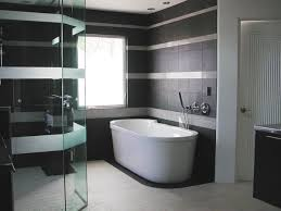 Best  Modern Bathroom Design Trends Images On Pinterest - Black bathroom design ideas
