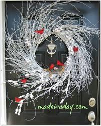 Halloween Spider Wreath by Diy Halloween Diy Winter Wispy Wreath Twigs With Fake Spider Web