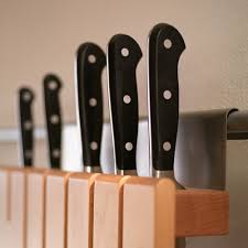 kitchen knives types are you using the right kitchen knife housekeeping