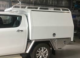 Ute Canopies Victoria by Custom Penny Industries