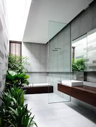 tropical bathroom interior design ideas open bathroom