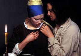 girl with a pearl earrings girl with a pearl earring an artist and his muse ifc