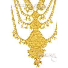 gold bridal set 22 kt gold bridal set stbr113 22k 22kt gold neckla