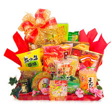 new year gift baskets usa revel in mooncake festival gourmet gift basket to usa