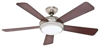 52 ceiling fan with remote ceiling fan hunter fans elights voicesofimani com