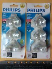 philips halogen reflector l 12v 20w 6435 philips 20w 12v light bulbs ebay