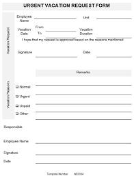 employee holiday form template u2013 software top download
