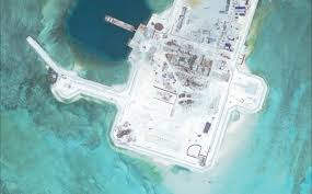 Map Of South China Sea Artificial Islands In South China Sea Review