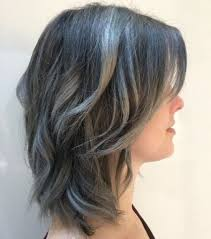 how to blend in gray hair with brown hair unisex hairdressers salon in london islington exmouth market ec1