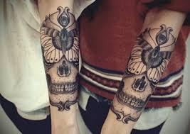 Forearm Skull - awesome skull images part 68 tattooimages biz