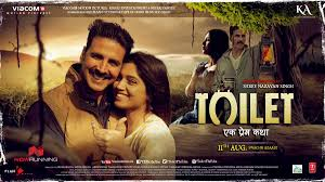 toilet ek prem katha 2017 akshay u0027s social drama movie review www