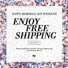 alex ani memorial day sale email subject line four day deal