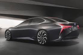 do lexus wheels fit mercedes 2018 lexus lc 500 first look review motor trend