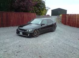 altezza car black 99 black toyota altezza for sale in tipperary from docco86