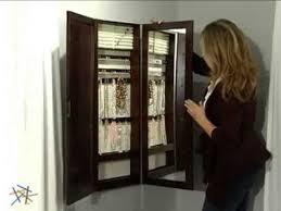 wall mounted jewelry cabinet wall mount jewelry cabinet youtube
