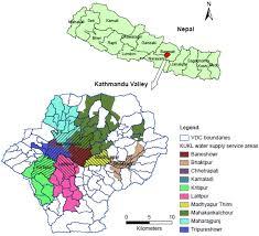 Kathmandu Nepal Map by Water Free Full Text The Status Of Domestic Water Demand