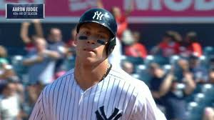 Aaron Judge Breaks Mlb Rookie Record With 50th Home Run Rolling Stone - yankees aaron judge sets mlb rookie hr record mlb com