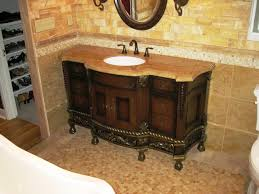 Mediterranean Bathroom Design Bathroom Mediterranean Bathroom Decoration With Undermount