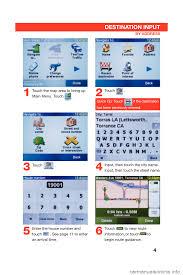 toyota address toyota 4runner 2008 n210 4 g navigation manual