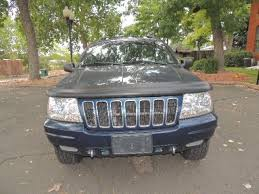 2001 jeep grand laredo gas mileage 2001 jeep grand limited 162564 blue sport utility