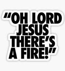 Sweet Jesus Meme - sweet jesus meme stickers redbubble