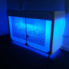booth rental dj booth rental in miami dj table and front board dj sound