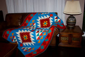 southwest quilt pattern navajo inspired indian native