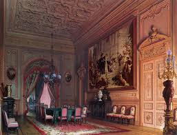 Mansion Dining Room by File Premazzi Mansion Of Baron Stieglitz The Dining Room 2 1869