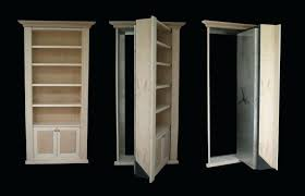 Secret Bookcase Door For Sale Swing Out Bookcase Door How To Build A Swing Out Bookcase Door For