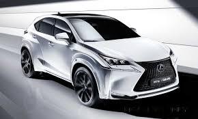 lexus sport hybrid concept 2016 lexus nx f concept 1
