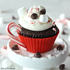 square cupcakes hot chocolate cupcakes with marshmallow buttercream of the