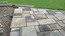Reclaimed Patio Slabs Stone Slabs Ebay