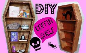 coffin bookshelf diy coffin shelf jamsaysmeow